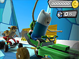 Adventure Time Race Formula 1