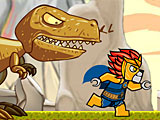 Лего Чима парк юрского периода 2