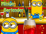 Миньоны бармен