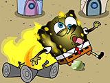 Губа Боб лечить ожоги