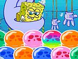Губка Боб ловит медуз