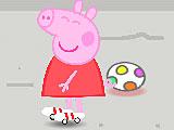 Свинка Пеппа на роликах