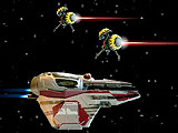 Звездные войны спасение