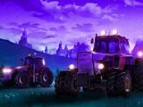 Тракторы гонки чемпионат