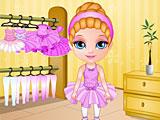 Малышка Барби балет