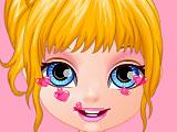 Малышка Барби кукольный домик