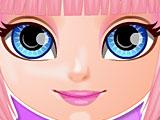 Малышка Барби сумасшедший маникюр