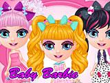 Малышка Барби попс костюмы