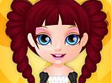Малышка Барби Хэллоуин