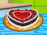 """Кухня Сары торт """"Шварцвальд"""""""