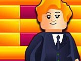 Лего кирпичное здание
