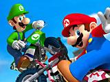 Марио ключи