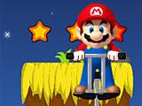Марио пого стик