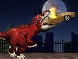 Динозавр Рекс Париж