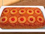 Кухня Сары ананасовый пирог