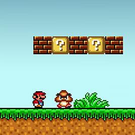 Марио как на денди