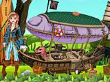 Летучий корабль Анны