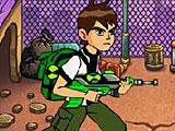 Бен 10 герой защитник