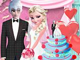 Эльза и Джек подготовка к свадьбе