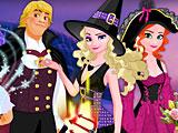 Хэллоуин команда Холодное сердце