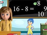 Математический тест из головоломки