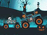 Хэллоуин грузовик монстр