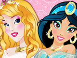 Уроки макияжа принцессы Дисней