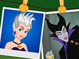 Принцессы Диснея против злодеев Хэллоуин
