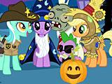 Май литл пони Хэллоуин