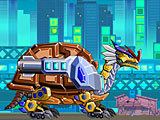 Робот черепаха