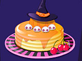 Хэллоуин блины