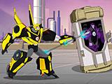 Трансформеры роботы под прикрытием