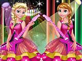 Эльза и Анна рок звезды