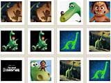 Хороший динозавр тренировка памяти