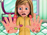 Головоломка лечить руки Райли