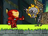 Железный человек гражданская война