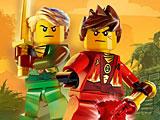 Лего паркур