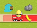 Гонки на тракторах Марио