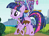 Мой маленький пони грязная Твайлайт