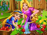 Рапунцель садоводство мамы