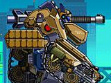 Робот танк