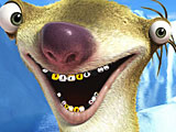 Сид лечит зубы
