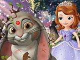 София лечить кролика
