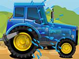 Мойка трактора
