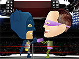 Бэтмен драки