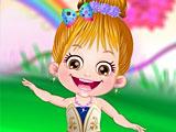 Малышка Хейзел сказочный балет