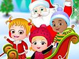 Малышка Хейзел новогодний сюрприз