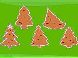Пицца новогодняя елка