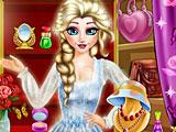 Холодное сердце: Эльза королева бабочек