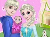 Эльза холодное сердце переделки детской комнаты